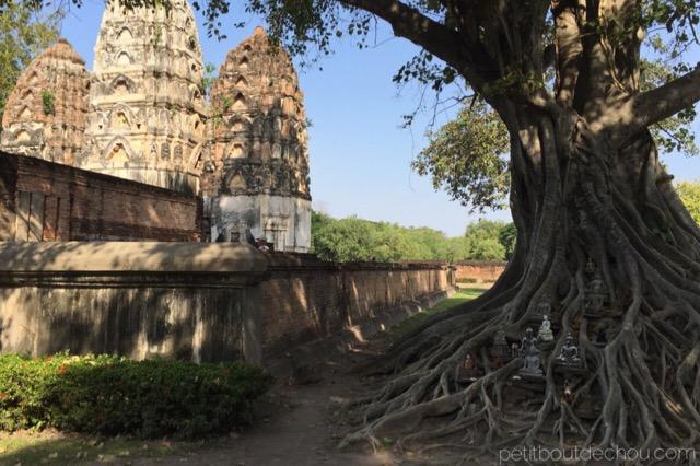Sukhothai temple