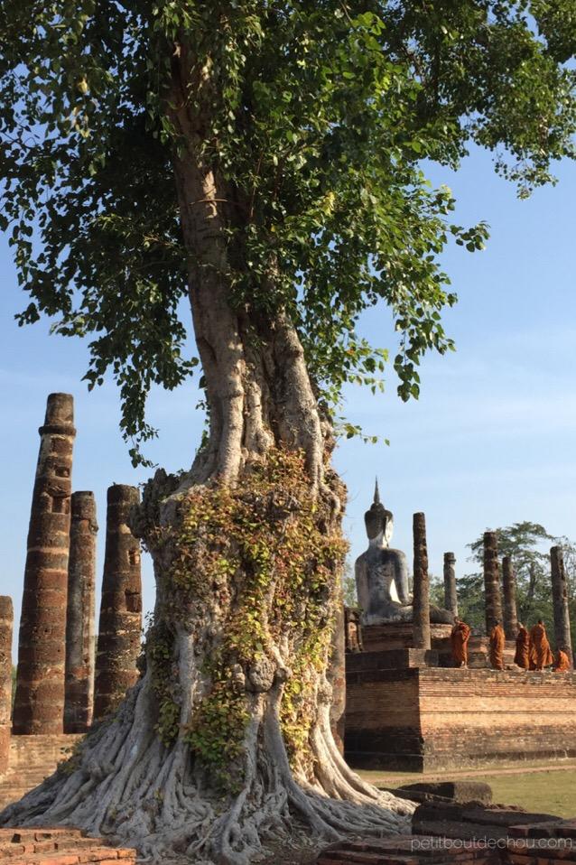 Wat Mahalat Sukhothai