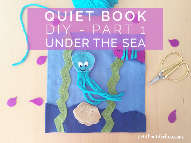 DIY PART 1 under the sea