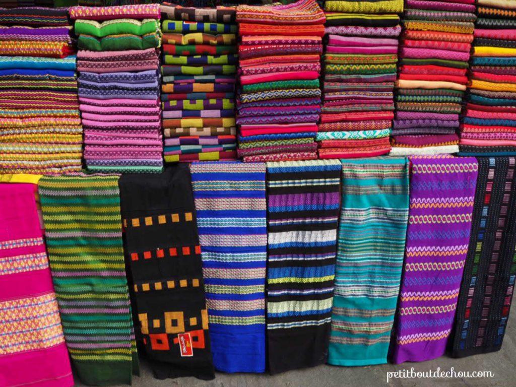 Burmese sarung