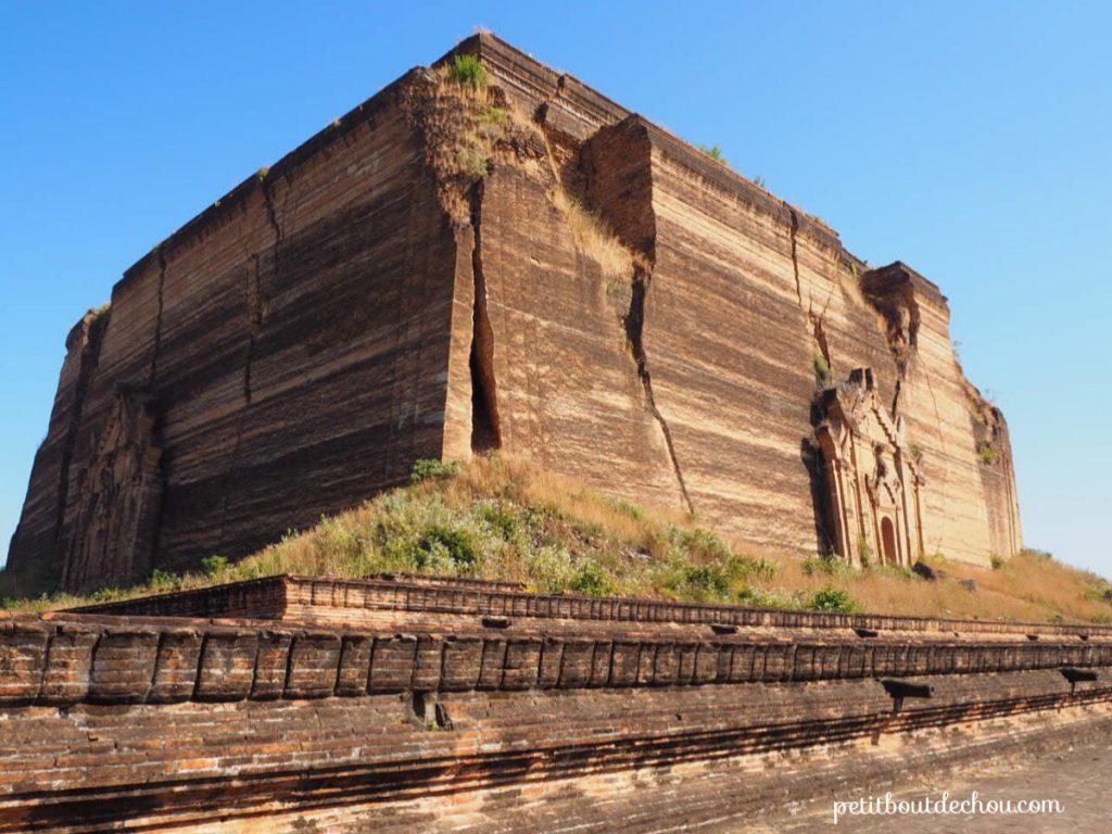 Paya Mingun Mandalay