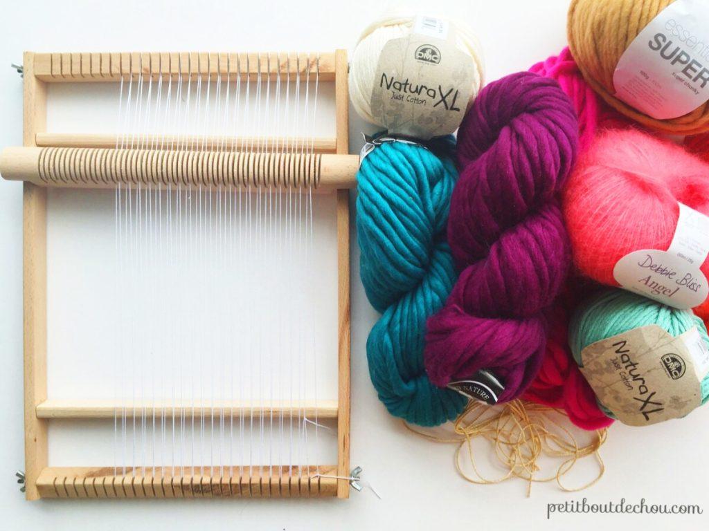 Material for weaving