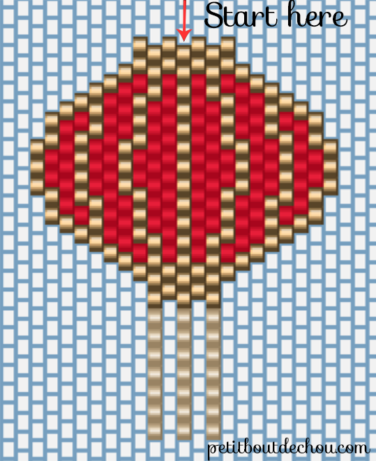 lantern grid MIYUKI