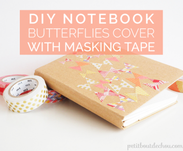 TITLE MASKING TAPE cover butterflies