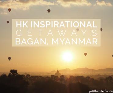 Titre Bagan Myanmar Inspirational Getaway