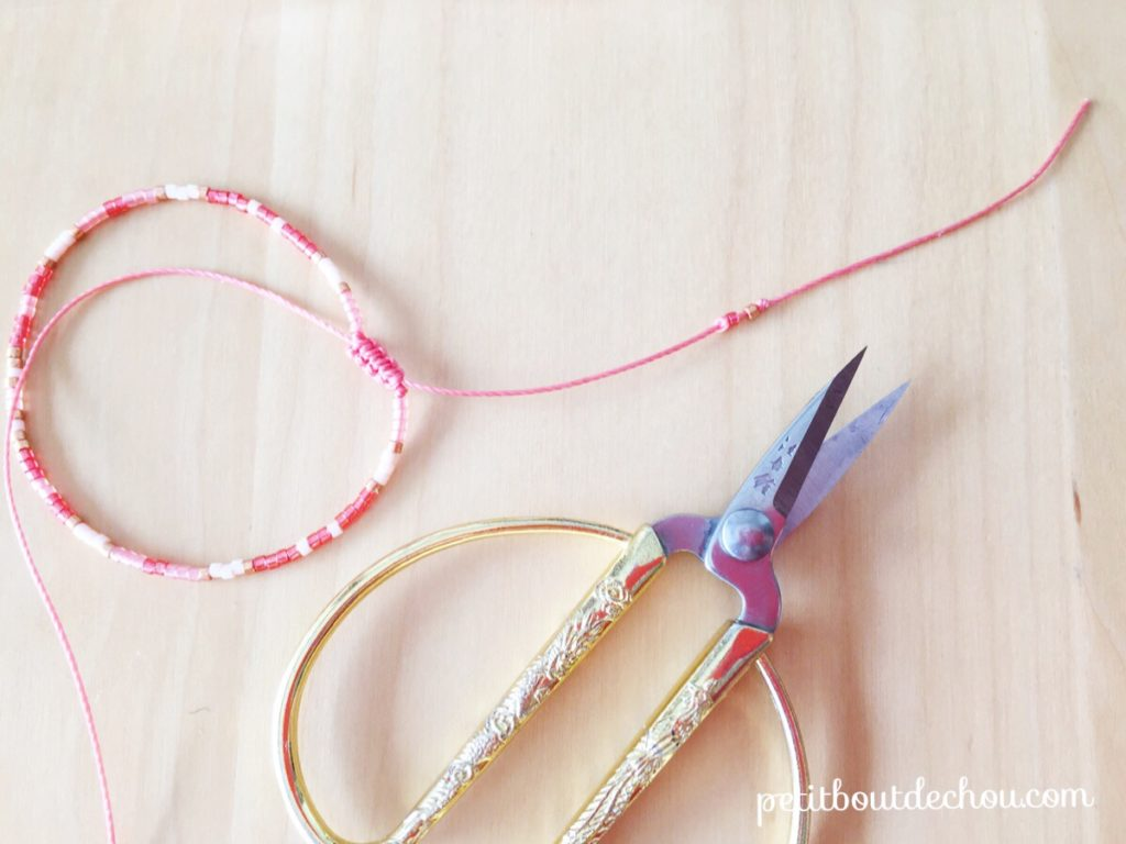decorative end beads