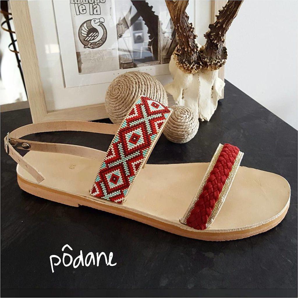 sandales podane miyuki