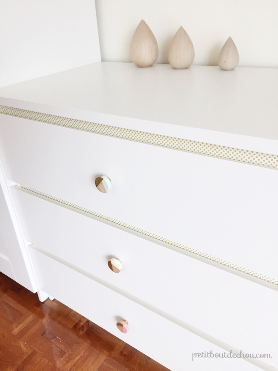 Ikea Malm Chest Of Drawers Easy Hack Petit Bout De Chou