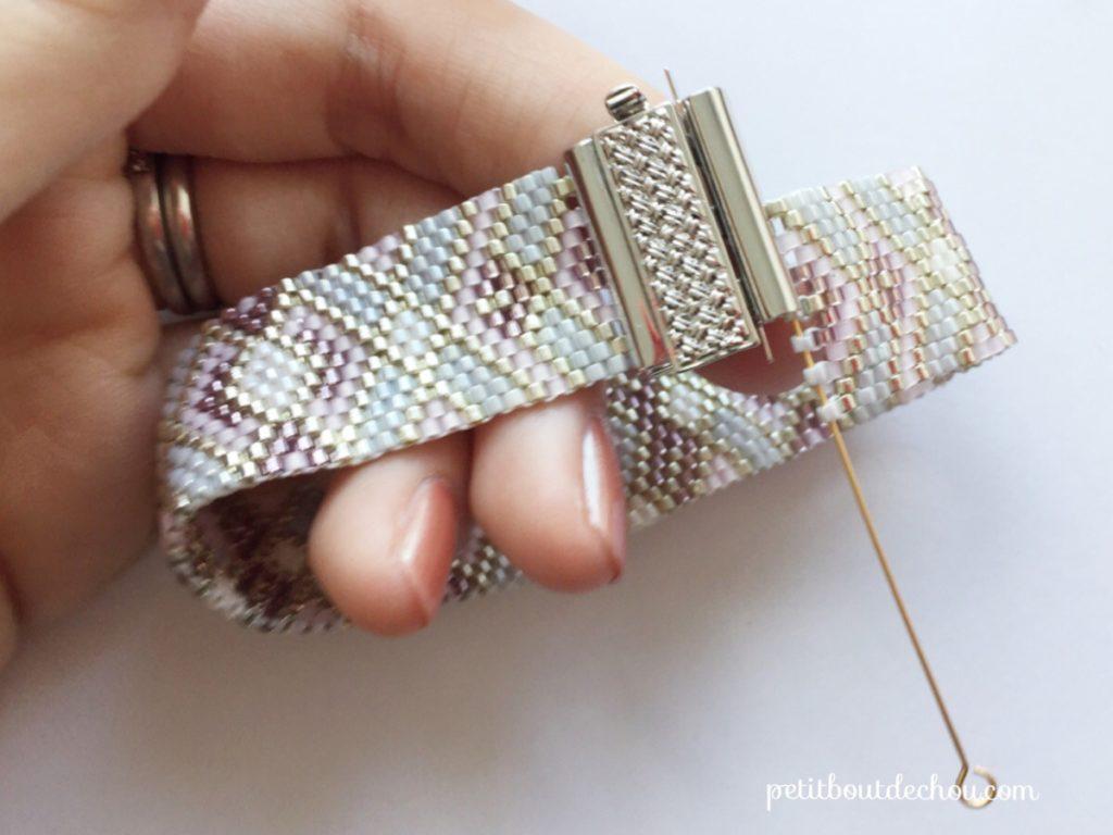 bracelet peyote impair 2