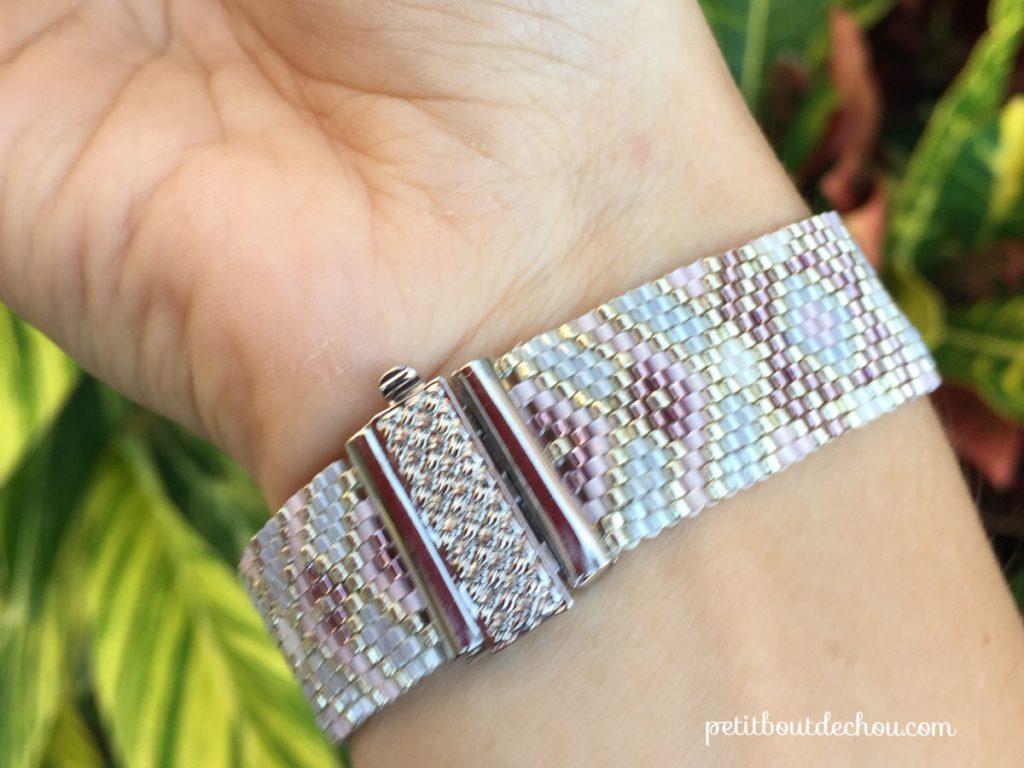 bracelet peyote impair 4