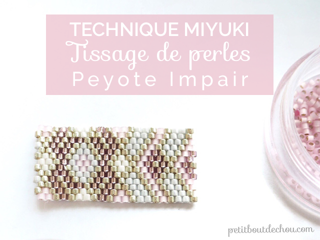 Title peyote impair miyuki