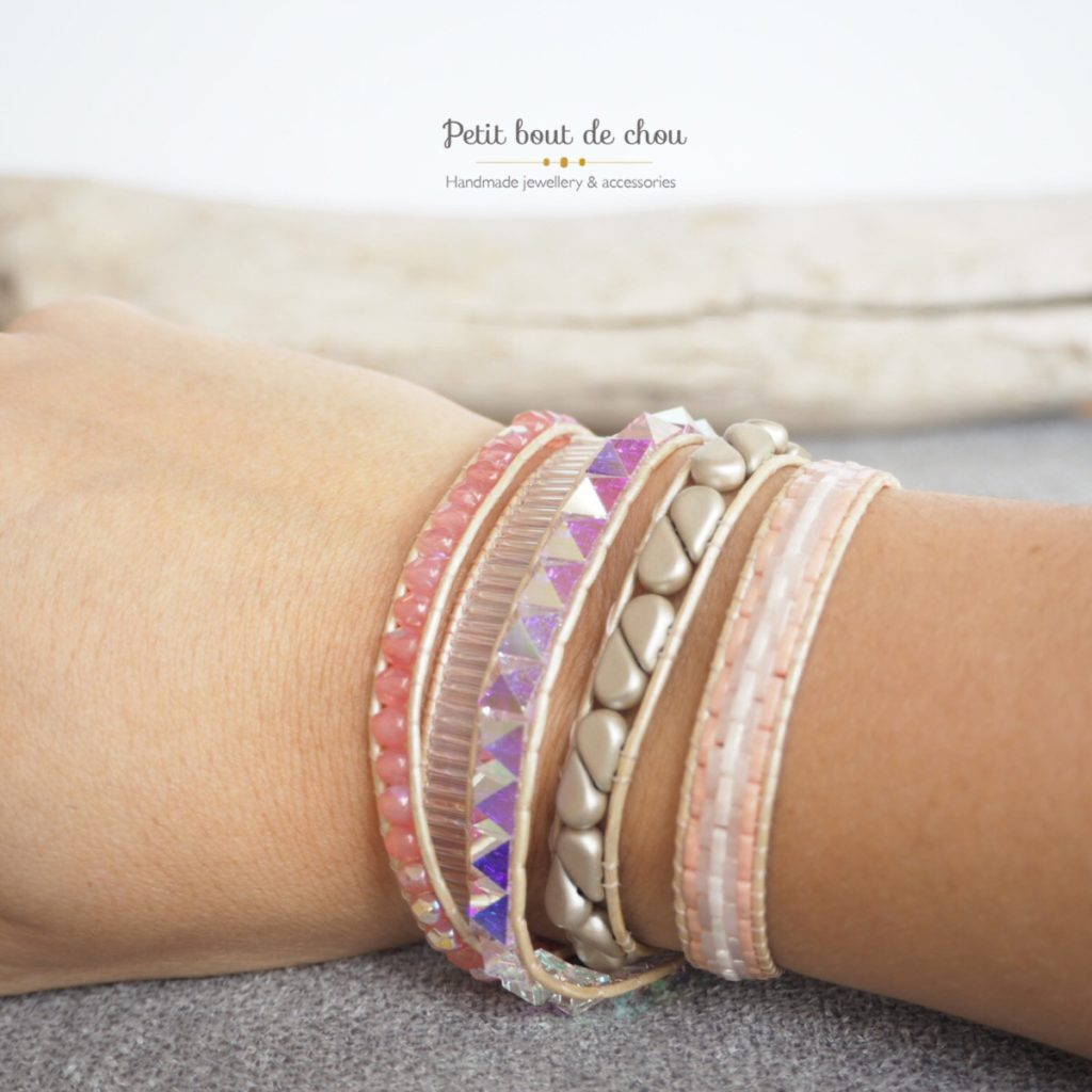 bracelet wrap spike tila amos