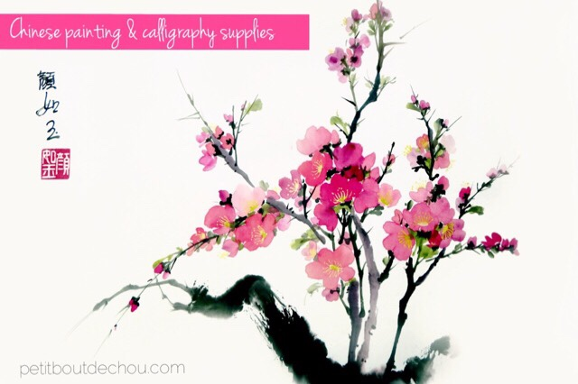 Craft supplies where to find chinese painting and