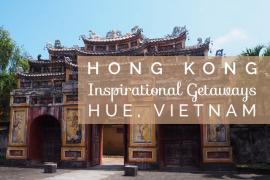 Title Hue Vietnam getaway