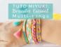 Bracelet miyuki multi-rangs