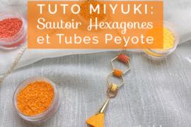 Sautoir hexagones Title 103