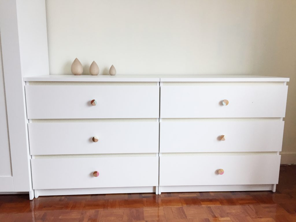 Modern And Chic Malm Chest Of Drawers